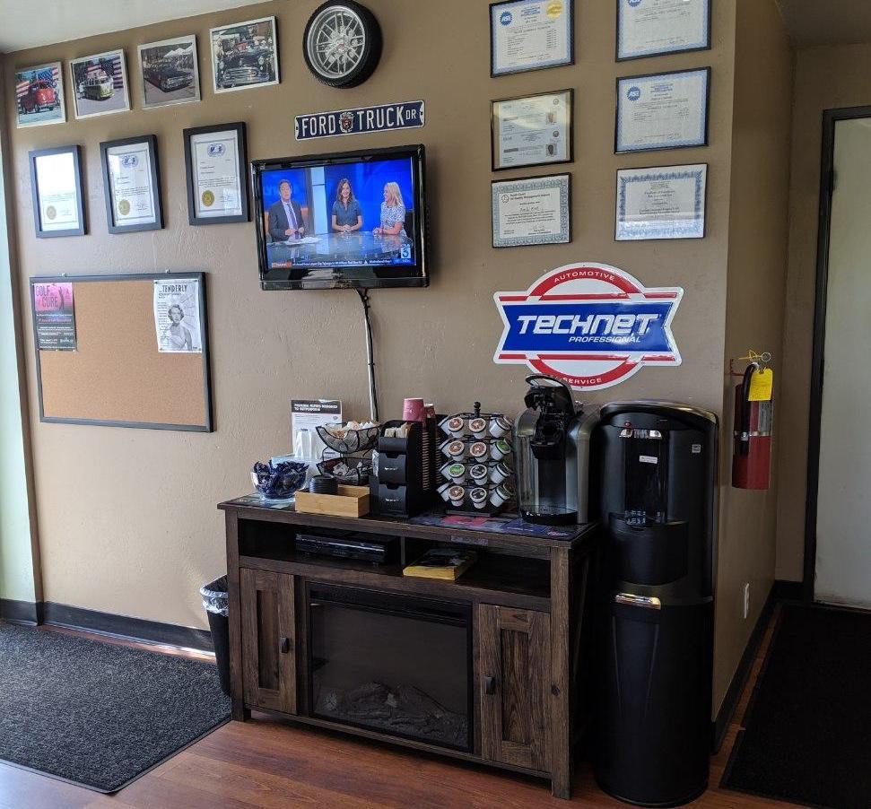 Phils Auto coffee bar