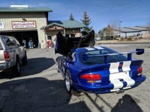 Dodge Viper service