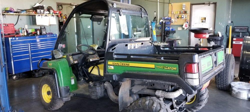 John Deere Gator repair